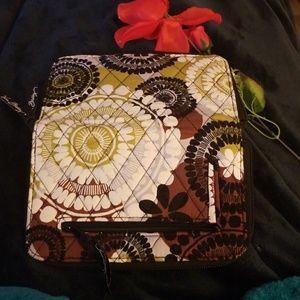 Vera Bradley.  zip wallet
